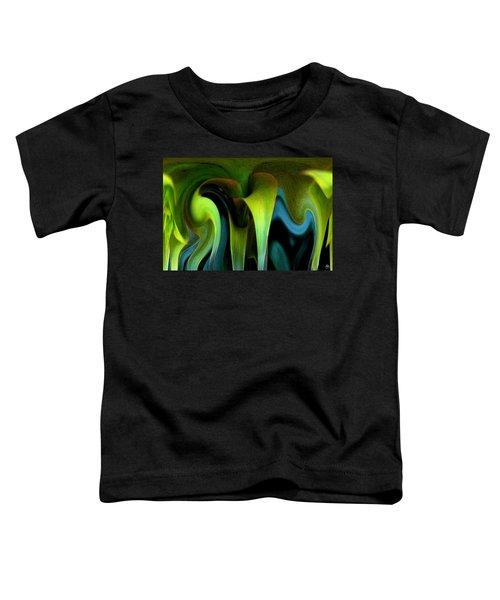 Cornflower Abstract No1 Toddler T-Shirt