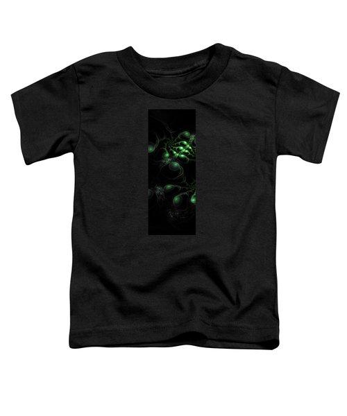Cosmic Alien Eyes Original Toddler T-Shirt
