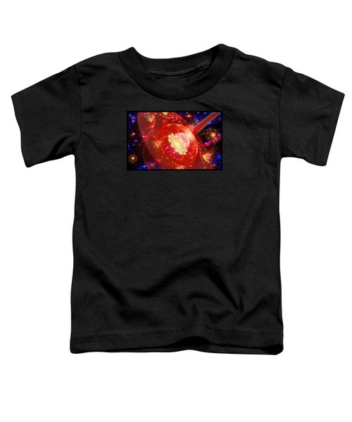 Cosmic Space Station 2 Toddler T-Shirt