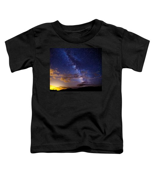 Cosmic Traveler  Toddler T-Shirt