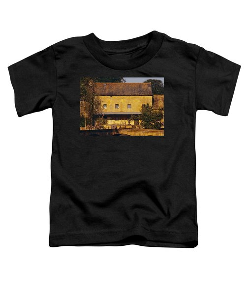 Cotswold Cottage Toddler T-Shirt