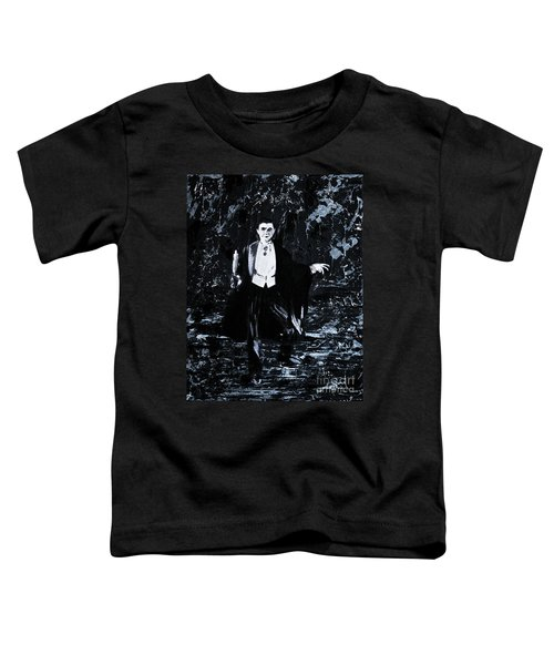 Count Dracula Toddler T-Shirt