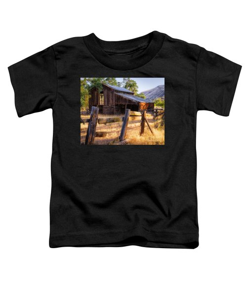 Country In The Foothills Toddler T-Shirt