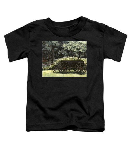 Country Wagon Toddler T-Shirt