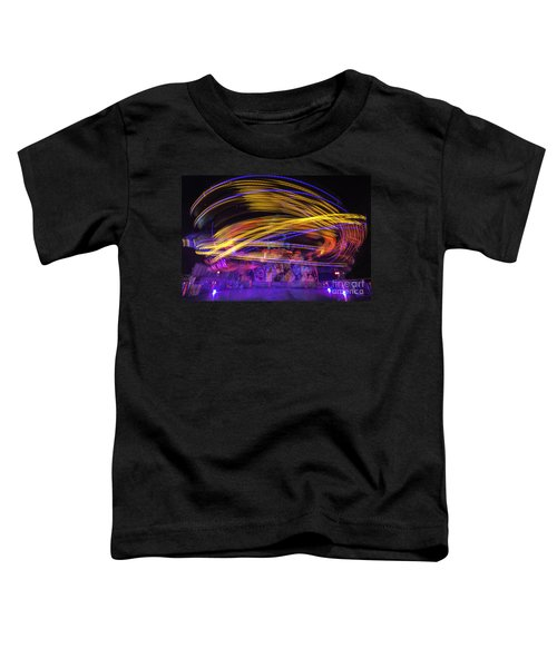 Crazy Ride Toddler T-Shirt