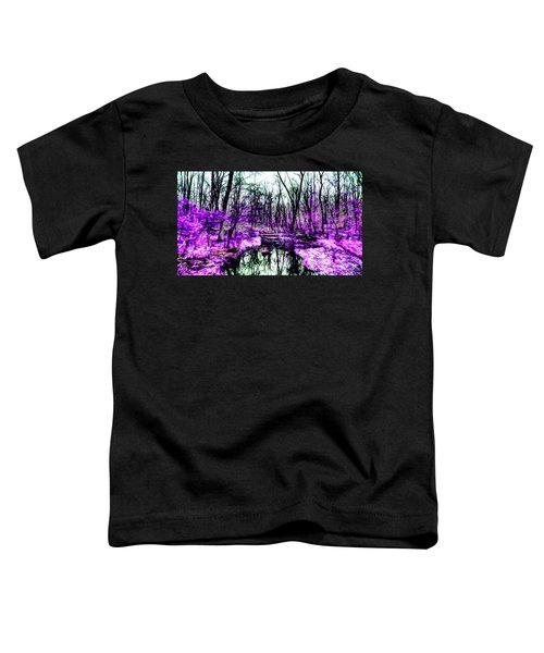 Creek By Purple Toddler T-Shirt