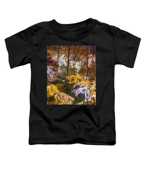 Golden Valley - Crop Toddler T-Shirt