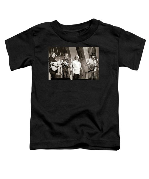 Crosby  Stills  Nash  And Young 1985 Toddler T-Shirt