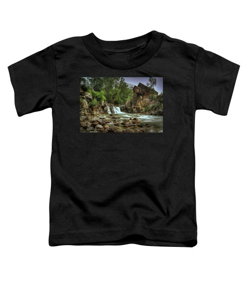 Crystal Mill   Toddler T-Shirt