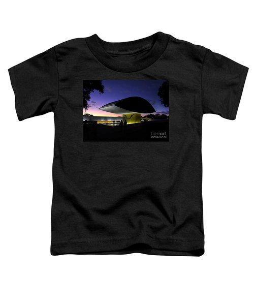 Curitiba - Museu Oscar Niemeyer Toddler T-Shirt