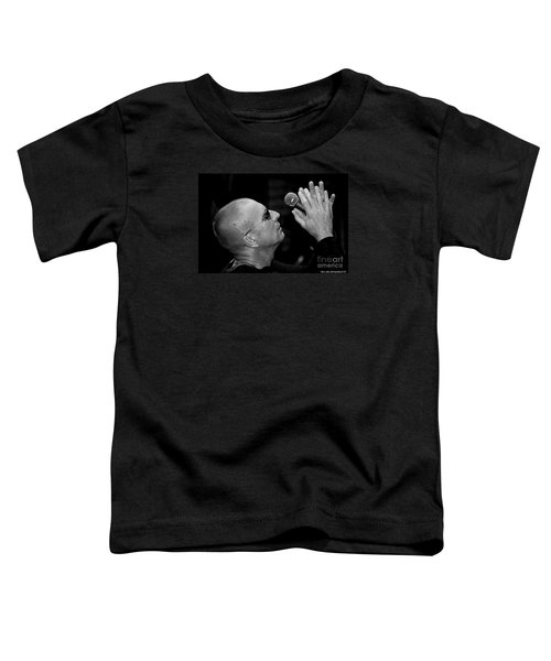 Cy Curnin The Fixx By Diana Sainz Toddler T-Shirt