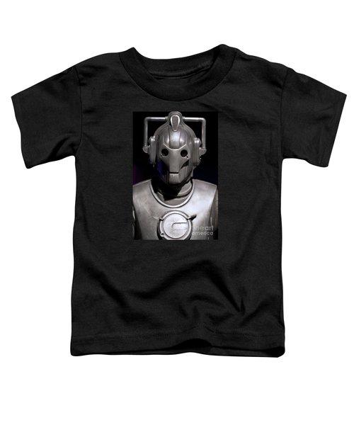 Cyberman Toddler T-Shirt