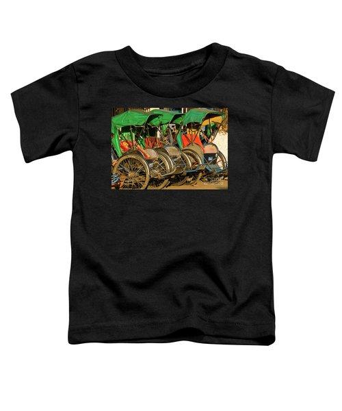 Cyclos 01 Toddler T-Shirt