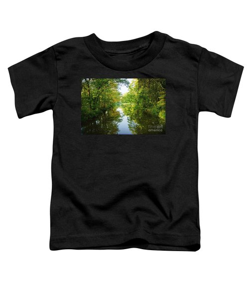 D And R Canal  Toddler T-Shirt