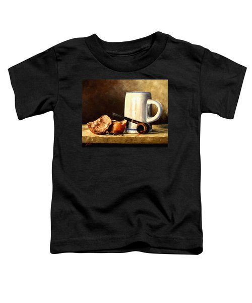 Daily Bread #3 Toddler T-Shirt