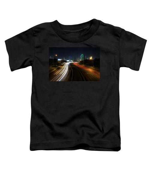 Dallas Night Light Toddler T-Shirt