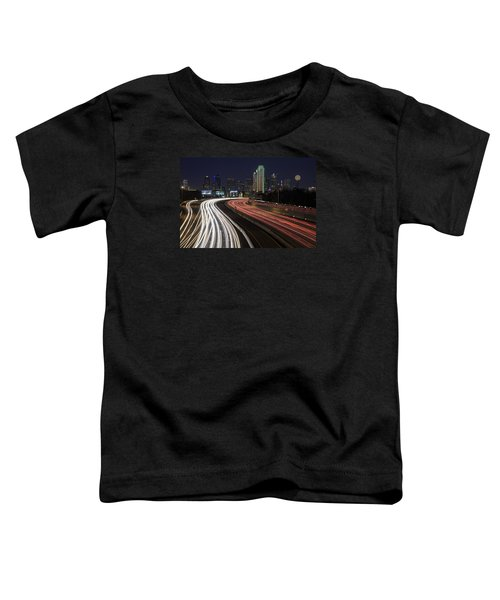 Dallas Night Toddler T-Shirt