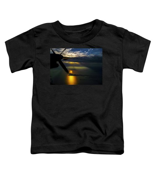 Dash Of Sunset Toddler T-Shirt