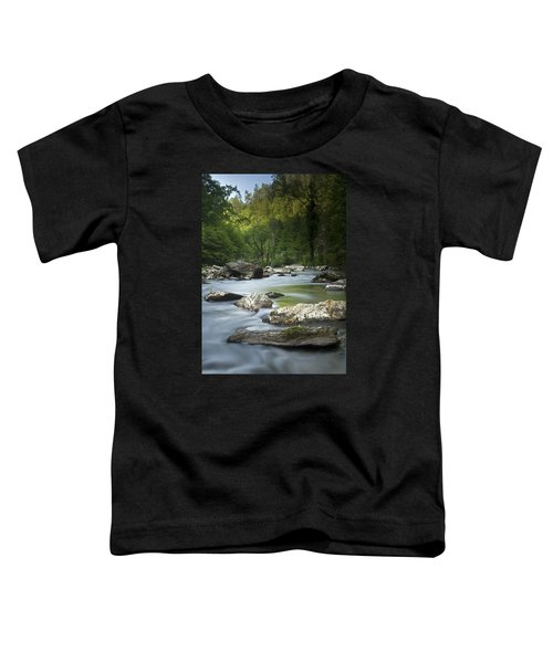 Daybreak In The Valley Toddler T-Shirt