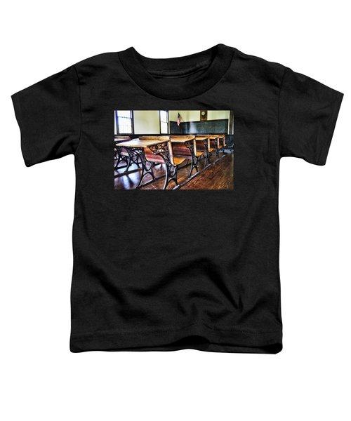 Dear Old Golden Rule Days Toddler T-Shirt