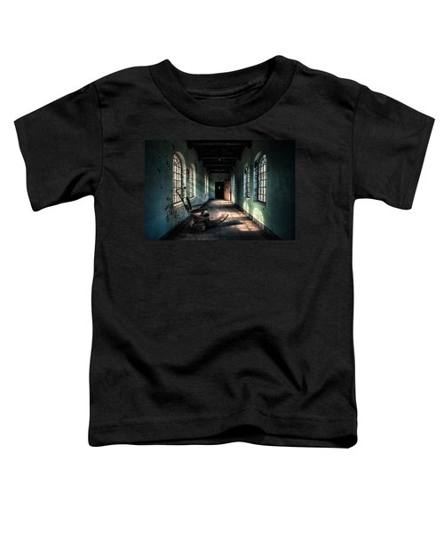 Dentists Chair In The Corridor Toddler T-Shirt