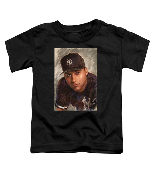 Derek Jeter Toddler T-Shirt