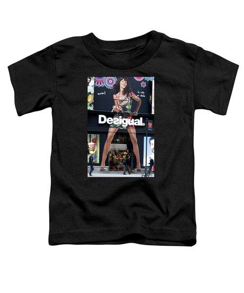 Desigual Storefront Toddler T-Shirt