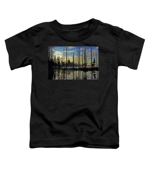 Devils Den In The Pine Barrens Toddler T-Shirt