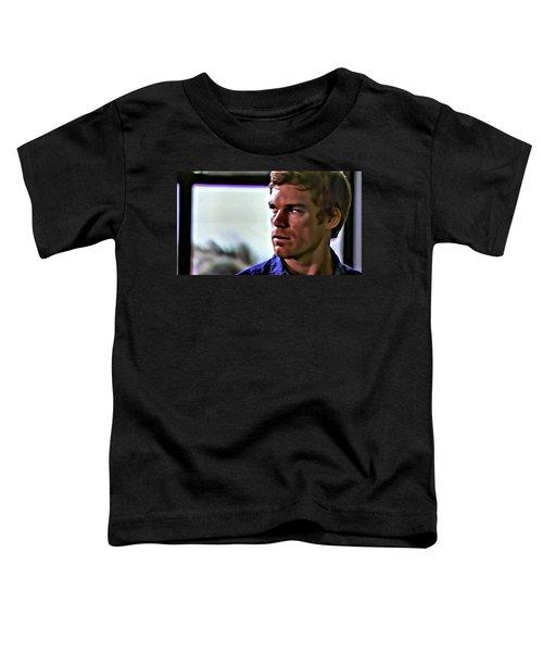 Dexter Morgan Toddler T-Shirt