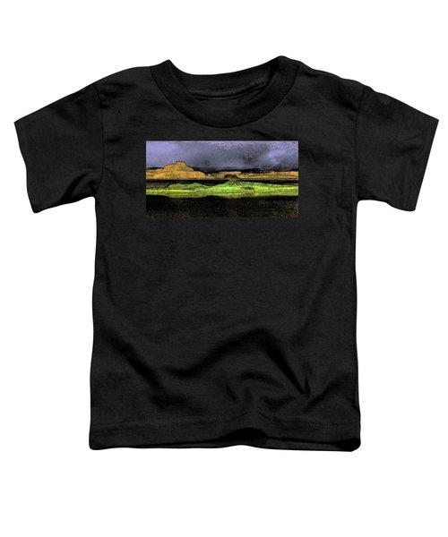 Digital Powell Toddler T-Shirt