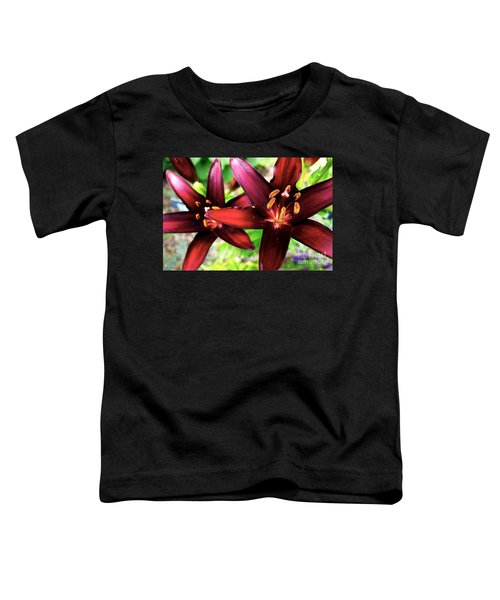 Dimension Lily 2 Toddler T-Shirt by Jacqueline Athmann