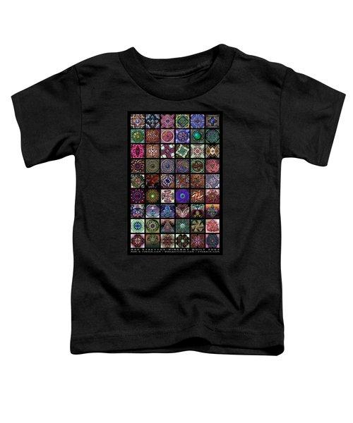 Dingbat Quilt Toddler T-Shirt