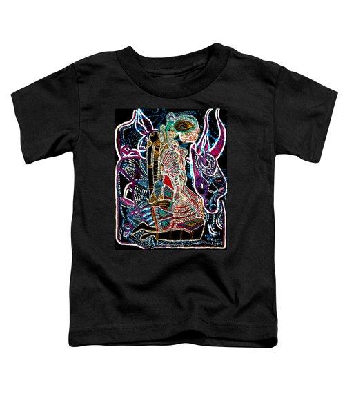 Dinka Bride Toddler T-Shirt