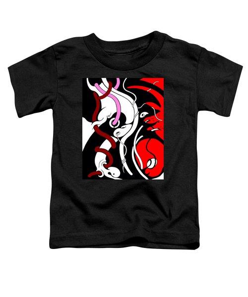 Disturbing Toddler T-Shirt