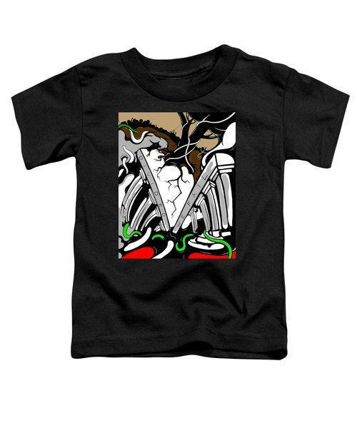 Divided Toddler T-Shirt