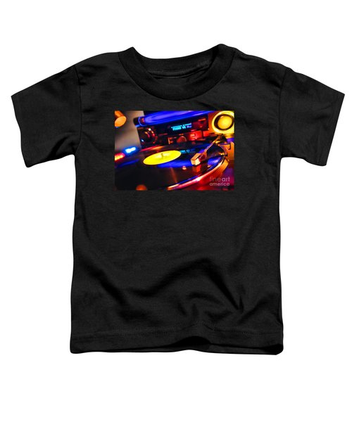 Dj 's Delight Toddler T-Shirt