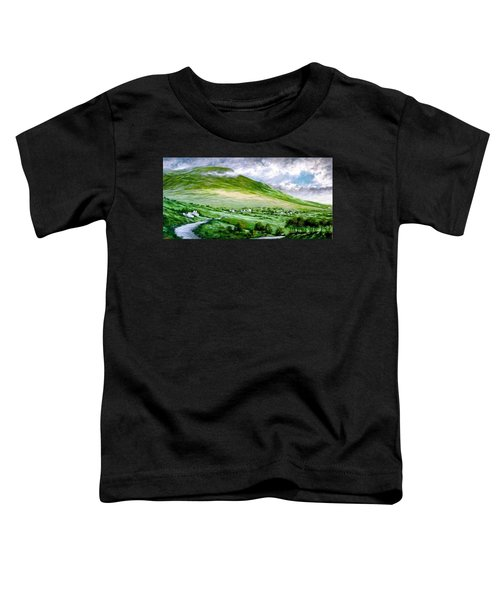Donegal Hills Toddler T-Shirt
