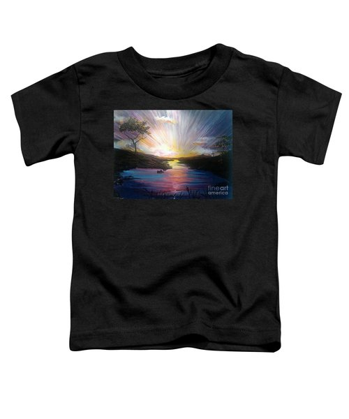 Down To The River Toddler T-Shirt