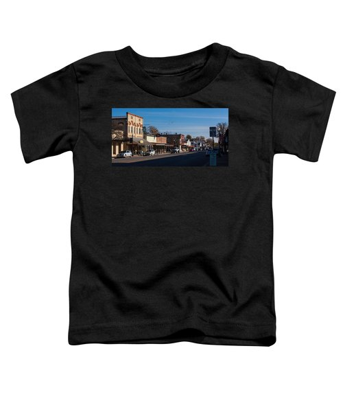 Downtown Boerne Toddler T-Shirt