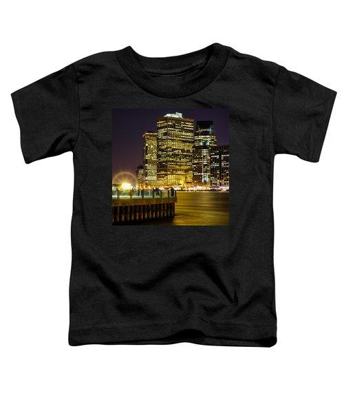 Downtown Lights Toddler T-Shirt