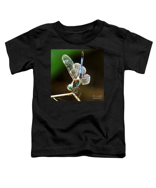 Dragonfly Headstand Toddler T-Shirt