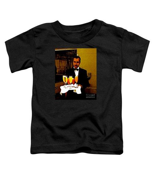 Drinks Anyone? Toddler T-Shirt