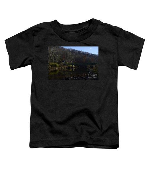 Dry Fork At Jenningston Toddler T-Shirt