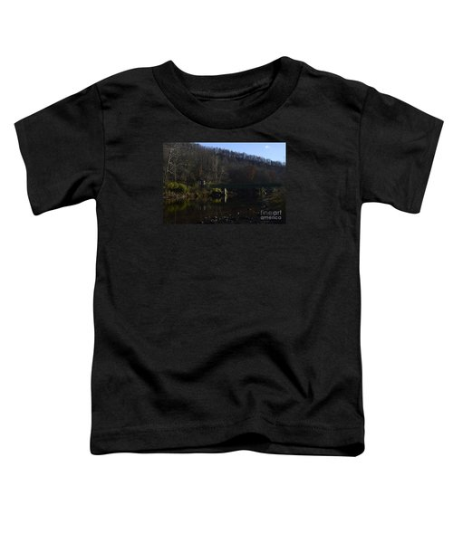 Dry Fork At Jenningston Toddler T-Shirt