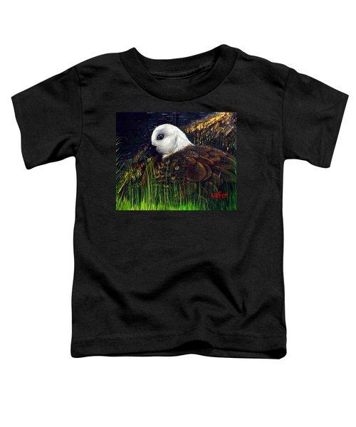 Duck At Dusk Toddler T-Shirt