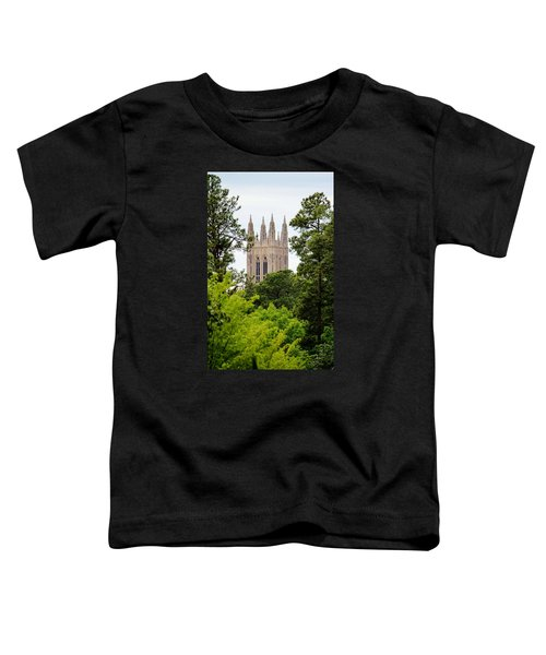 Duke Chapel Toddler T-Shirt
