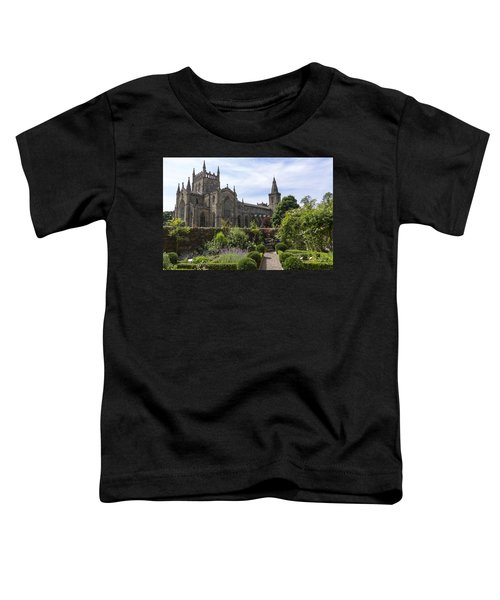 Dunfermline Abbey From The Abbot House Toddler T-Shirt
