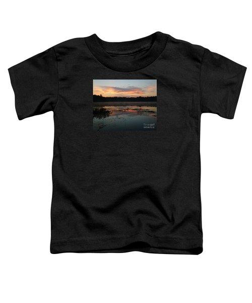 Eagle River Sunrise No.5 Toddler T-Shirt