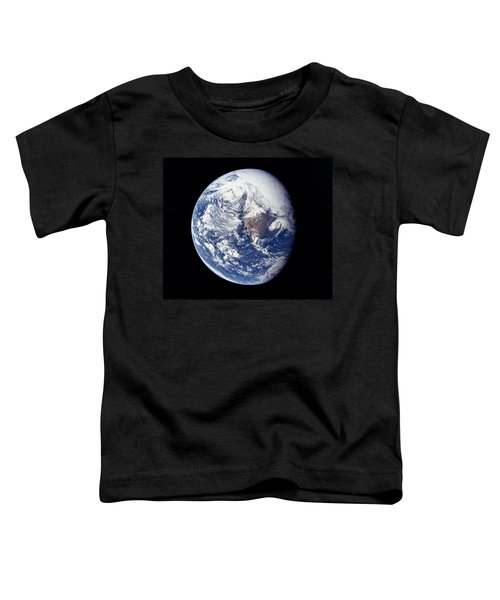 Earth From Apollo 16 Toddler T-Shirt