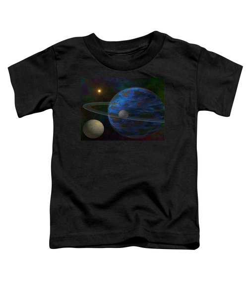 Earth-like Toddler T-Shirt